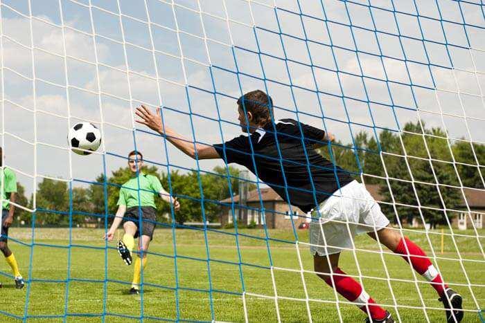 Fußballcamp in Lloret de Mar