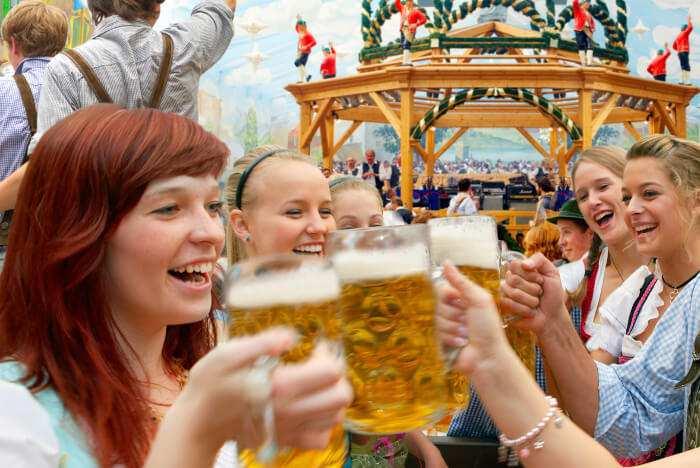 Oktoberfest München 2016