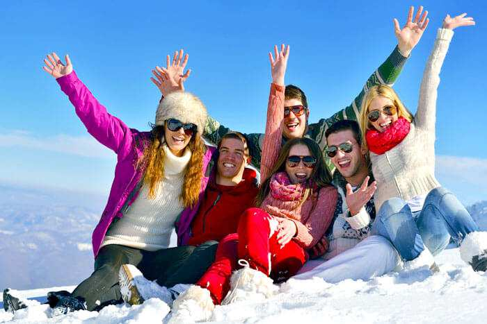 Skiurlaub nach Zillertal