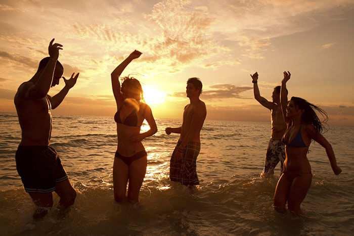 Partyurlaub 2017 in Albufeira