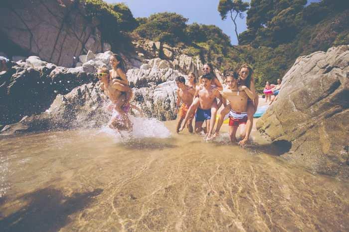 Partyurlaub 2017 in Korfu