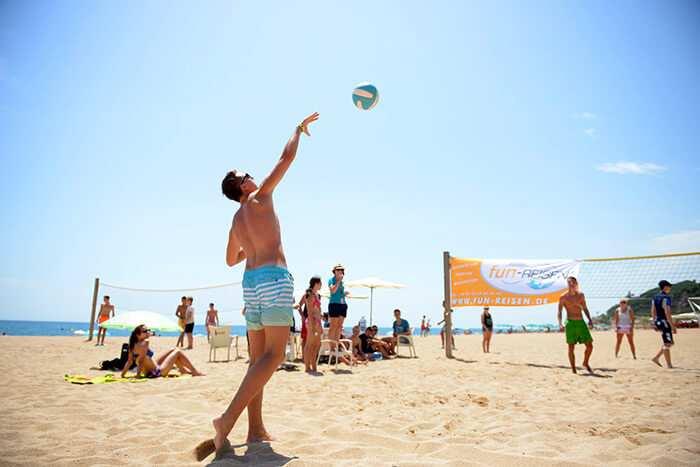Partyurlaub 2018 in Santa Susanna & Malgrat de Mar