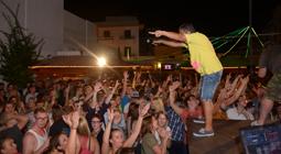 Mallorca - Cala Ratjada - Party im Bierbrunnen