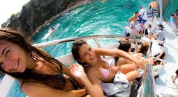 Mallorca - El Arenal - Partyboot