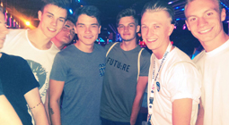 Mallorca - El Arenal - Party in der Mega Arena