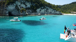 Korfu - FUN Boat Trip Paxos-Antipaxos