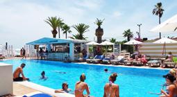 Korfu - Malibu Beach Club
