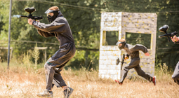 Korfu - Paintball