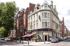 London Bridge Hotel Aussenansicht
