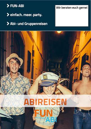 ABIREISEN.ORG Flyer