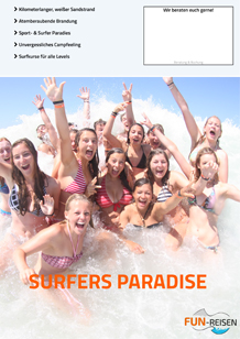 Surfcamps Flyer