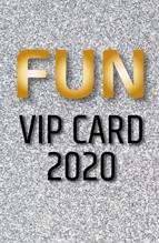 FUN-Reisen VIP-Card mit vielen Ermäßigungen