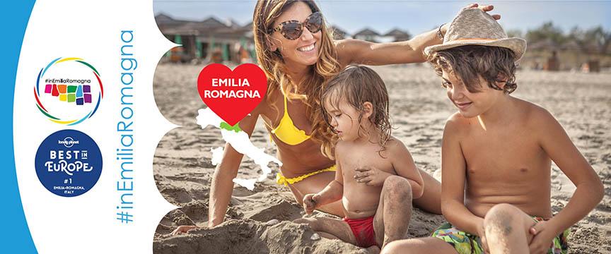 Emilia Romagna - wir sind an der Adria Anzeige