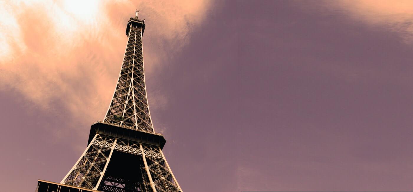 Städtereisen - Mit den Bus nach Paris - 4-Tage-Reise