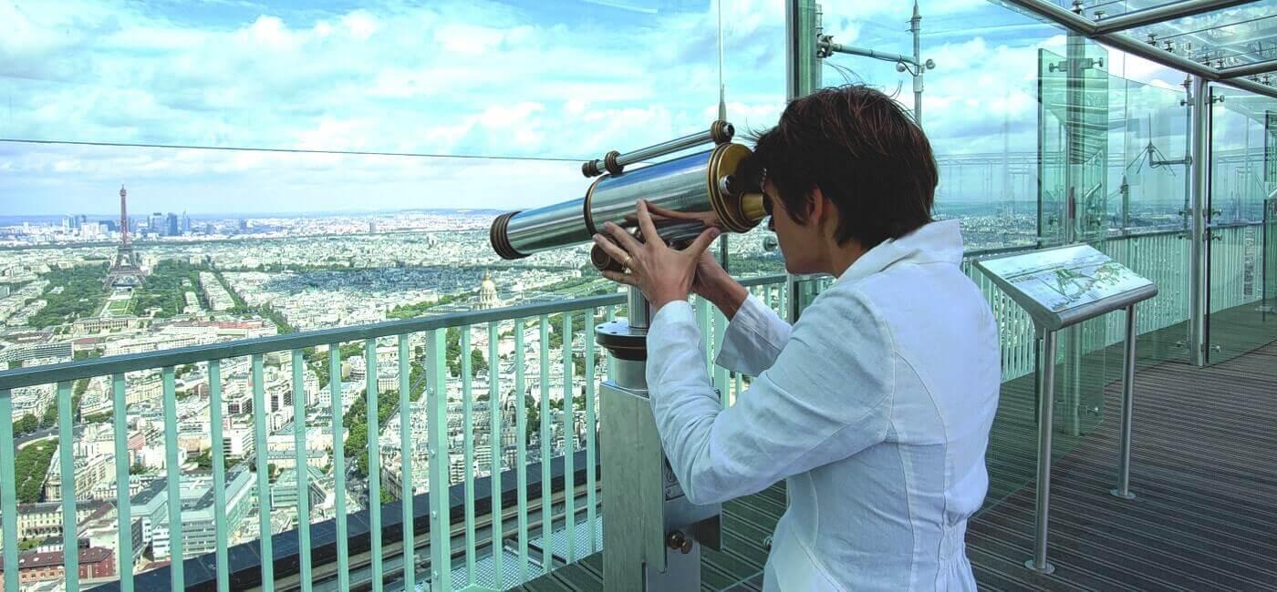 Städtereisen - Mit den Bus nach Paris - 4-Tage-Reise Premium