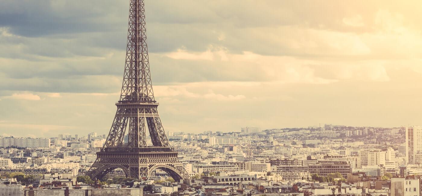 Städtereisen - Mit den Bus nach Paris - 3-Tage-Reise