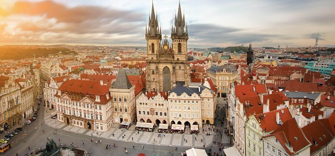 Städtereisen - Mit den Bus nach Prag - Städtereise