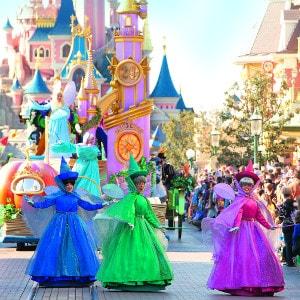Tagestour nach Disneyland Paris