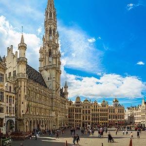 Tagesfahrt nach Brüssel