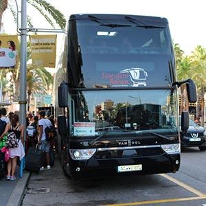 Busvermietung günstig bei Tusculum Reisen